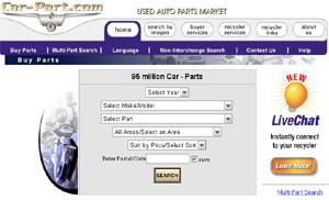 Car Part Com Used Auto Parts >> Auto Parts
