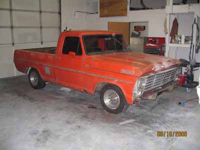 This F100 is not from an auto insurance company