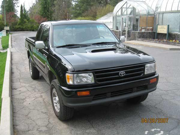 1998 Toyota T100 The Build Custom Shop Truck Gets Built
